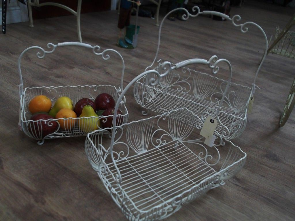 Fancy Baskets Decorative Wire Baskets For Wall Wall Decor Ideas
