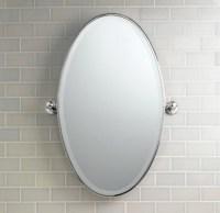 Bathroom Mirrors Oval Shape | Best Decor Things