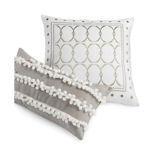 Medium Crop Of White Throw Pillows
