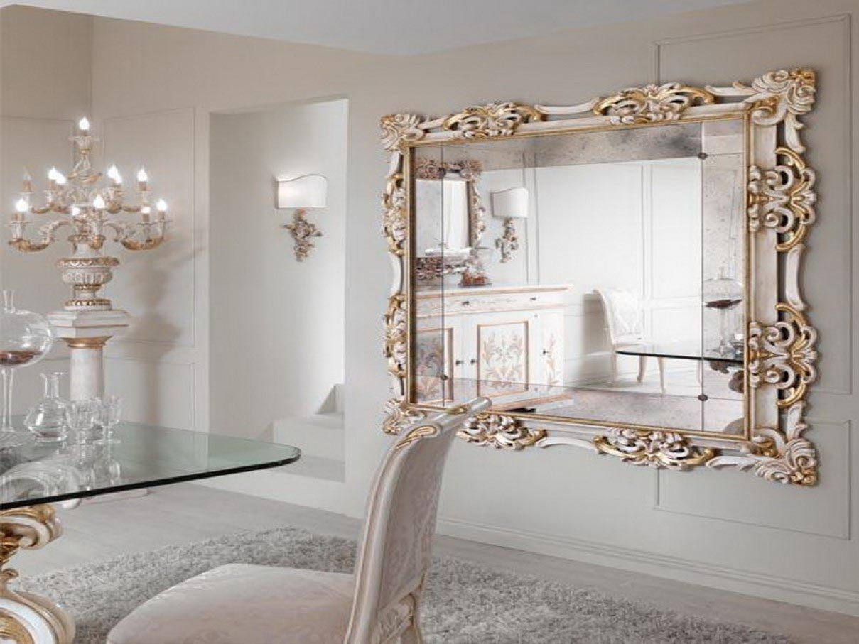 Unique Wall Mirrors Decor Large Modern Decorative Wall Mirrors Best Decor Things