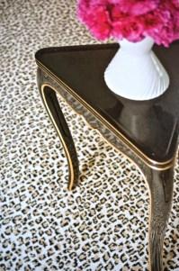 Snow Leopard Print Rug | Best Decor Things