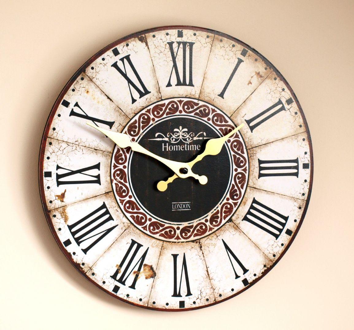 Vintage Style Wall Clocks