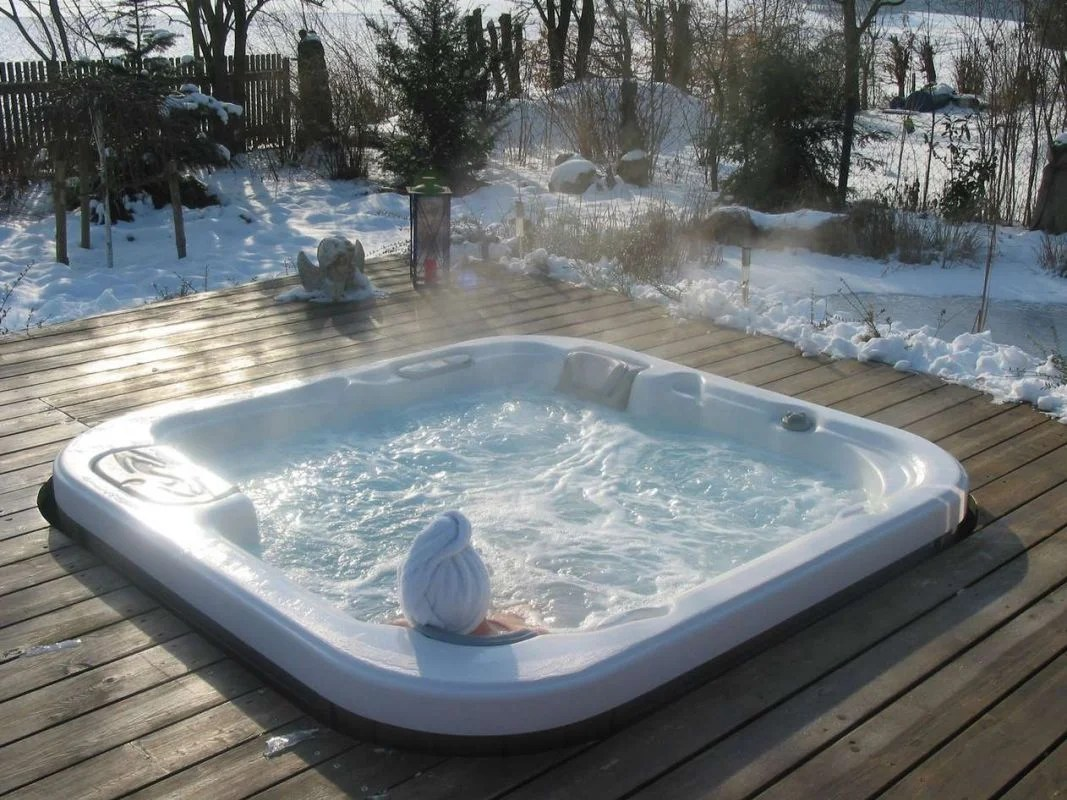 Jacuzzi Gebraucht Outdoor Whirlpool Gebraucht Cheap Outdoor Jacuzzi Spa See