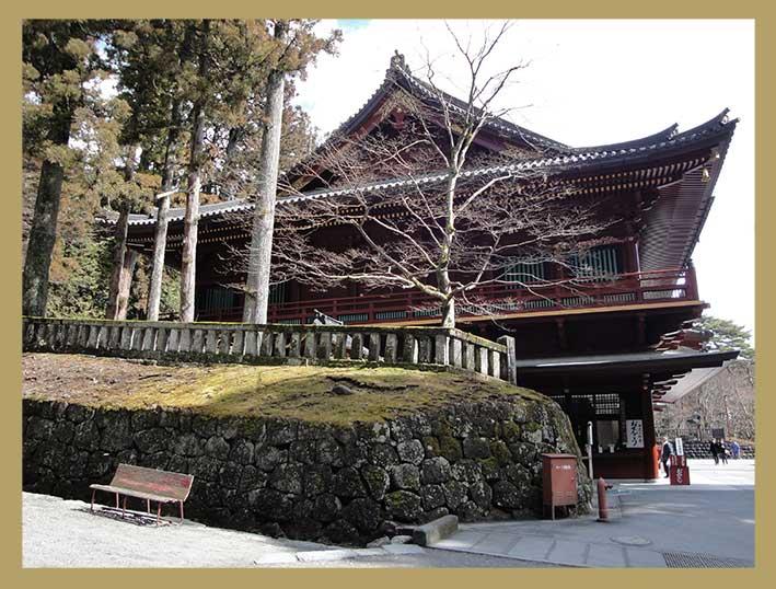Tempel in Nikko bei Tokio