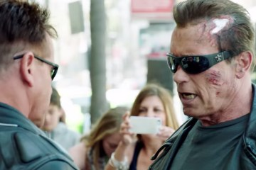 Terminator - Arnold Schwarzenegger