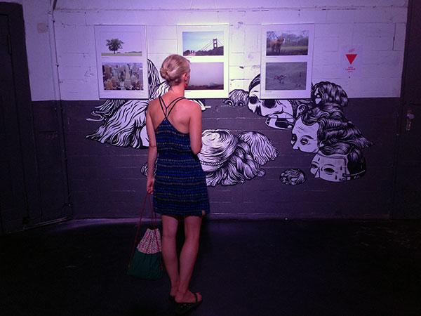 Berliner Straend Festival Fotoausstellung
