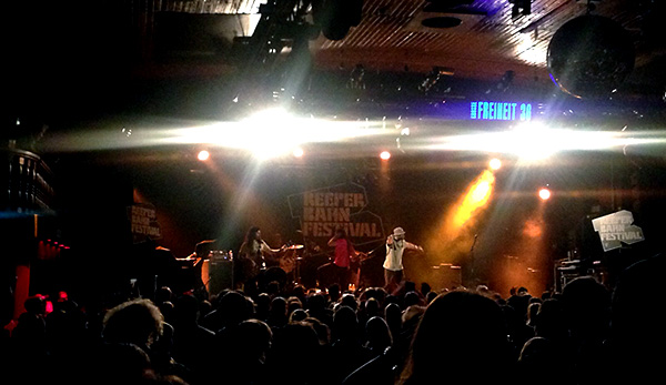 RDGLDGRN auf dem Reeperbahn Festival 2015, Foto: Isabel Herwig