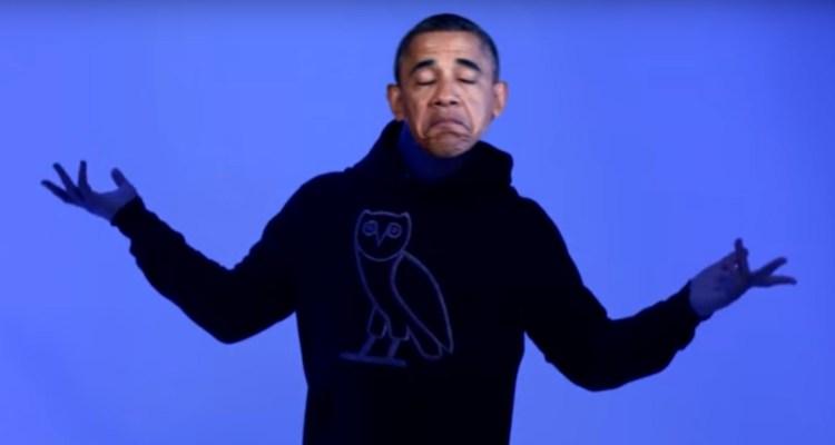 Obama-Drake