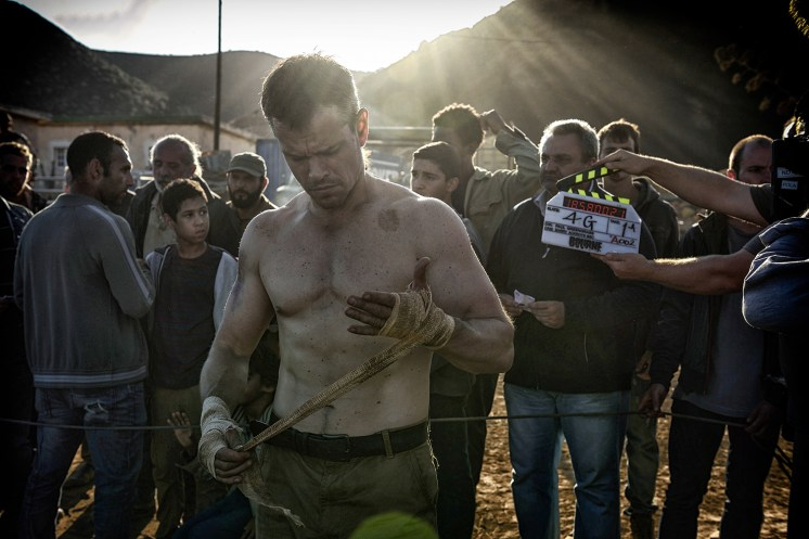 Jason Bourne / Credit: Universal Pictures