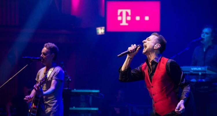 Depeche Mode mit erfolgreichsten Livestream aller Zeiten