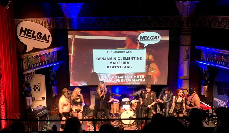 Helga! Award Awardverleihung