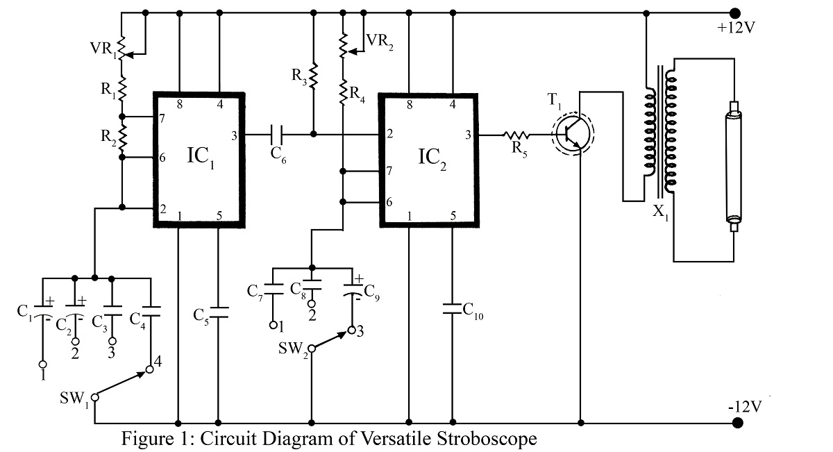 strobe light circuit