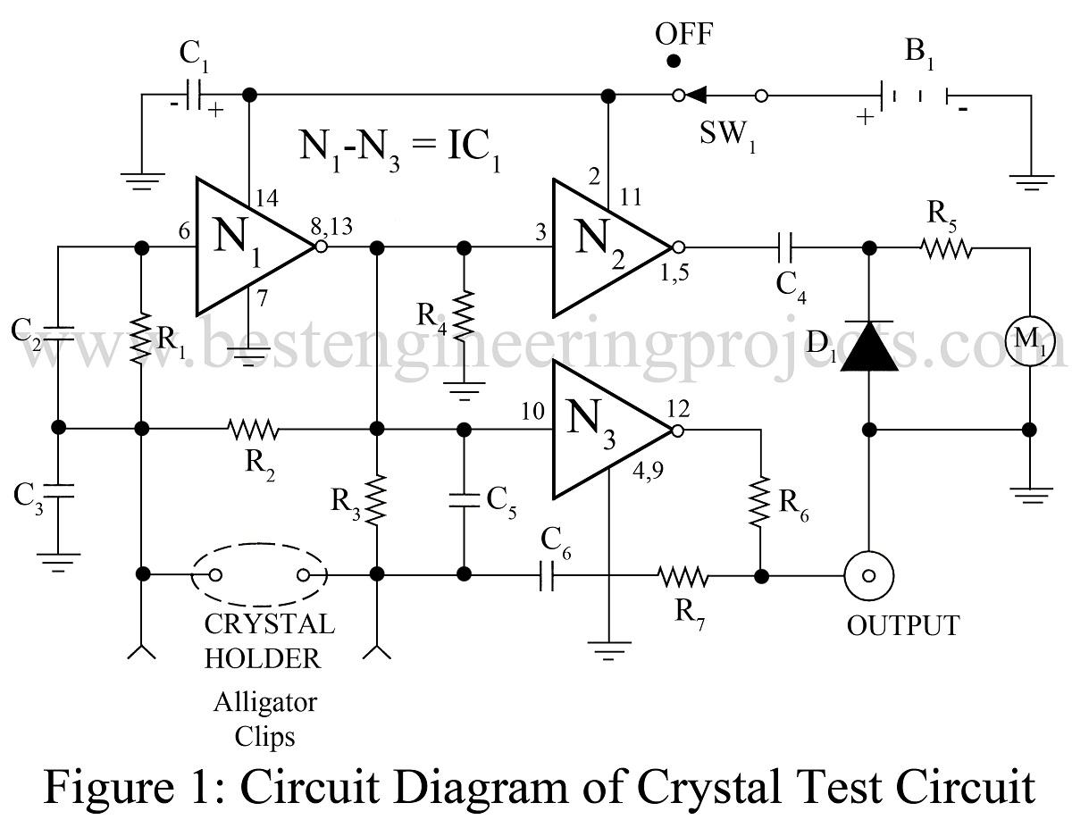 zener tester circuit zener testing