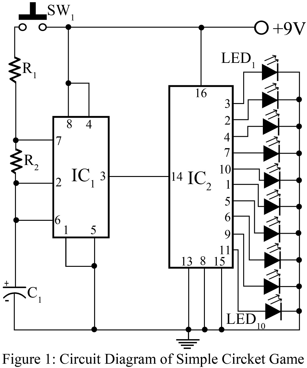 electronic circuit simulation projects