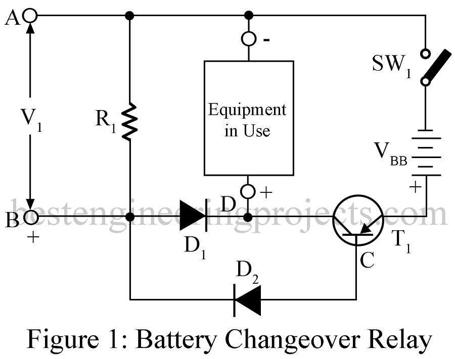 Relay Wiring Diagram 6 Pole Wiring Schematic Diagram