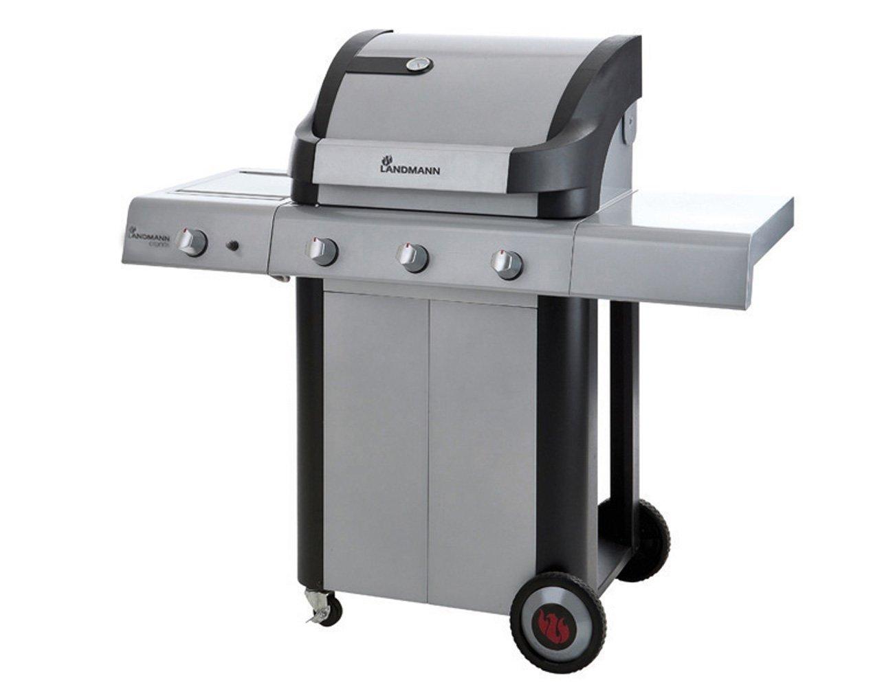 Outdoor Küche Edelstahl Vergleich : Outdoor küche mit gasgrill und 4 brenner utah luxus outdoor küche