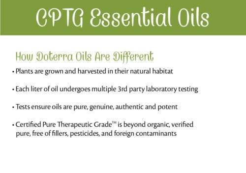 Are doTERRA Essential Oils Safe for Babies and Children?