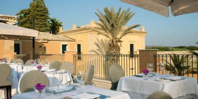 Al Fresco Terrace For Events, Donnafugata Golf Resort & Spa, Prestigious Venues