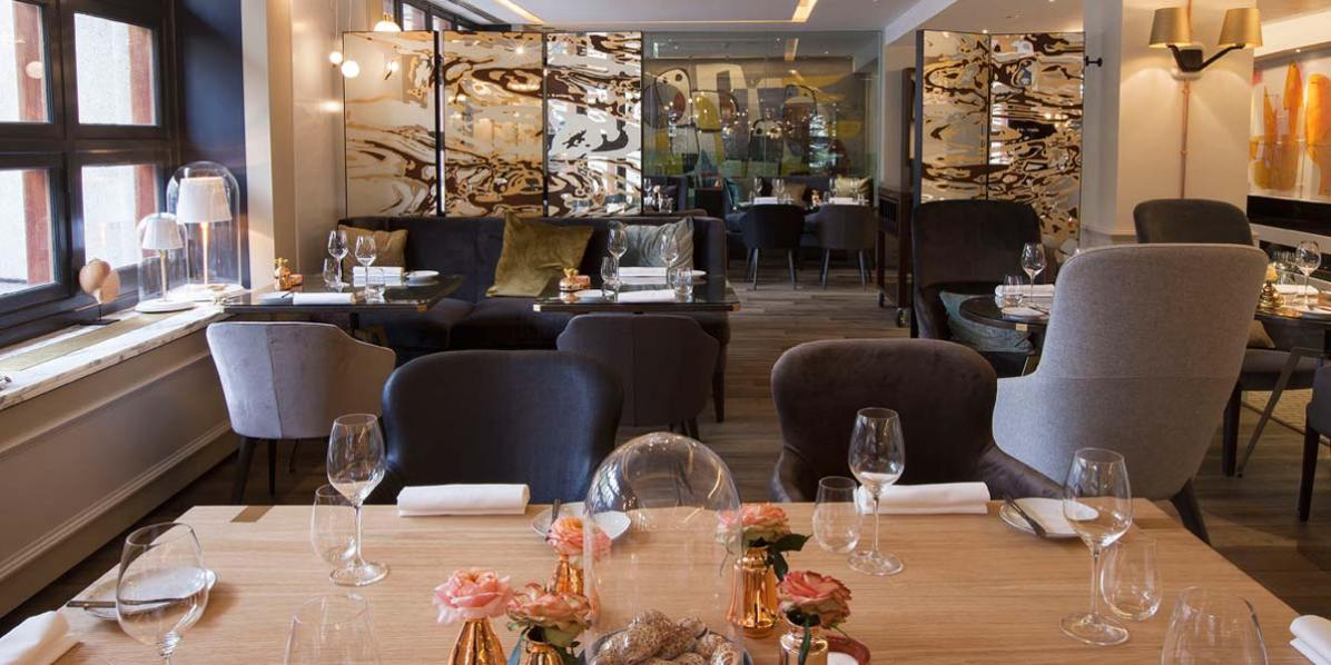 Bridges Restaurant, Sofitel Legend The Grand Amsterdam, Prestigious Venues