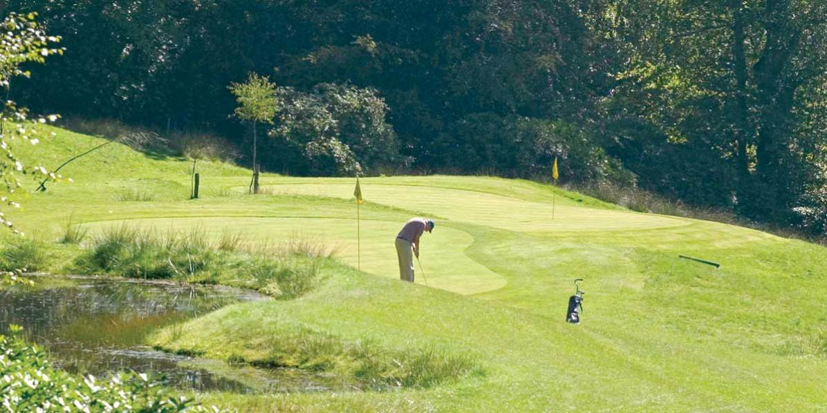 Championship Golf Course, Ashdown Park Hotel, Prestigious Venues