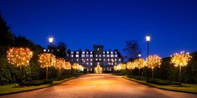 Christmas At Gleneagles Resort, Gleneagles, Auchterarder, Prestigious Venues