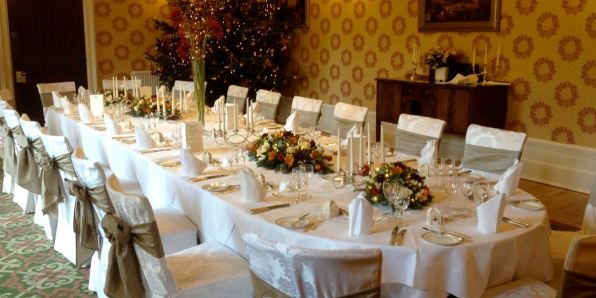 Christmas Party Venue, Ashdown Park Hotel, Prestigious Venues
