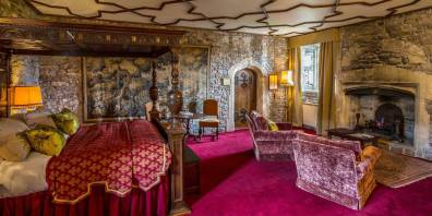 Historic Castle For Events, Thornbury Castle, Prestigious Venues