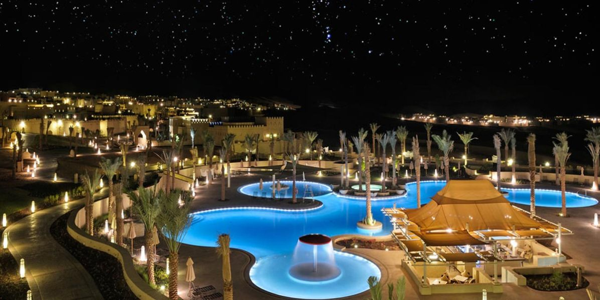 1 5 Star Desert Resort For Weddings, Qasr Al Sarab, Prestigious Venues