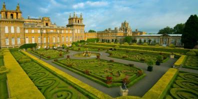 Italian Garden, Blenheim Palace, Prestigious Venues