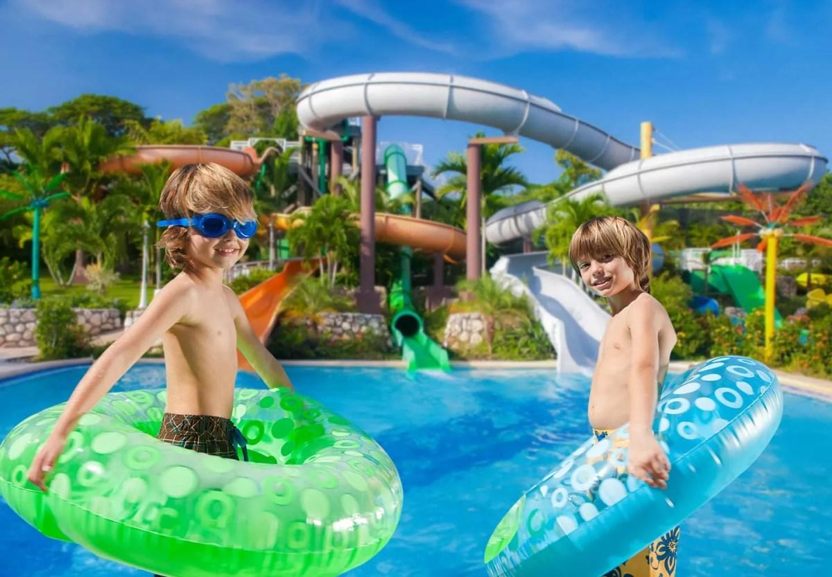 Enjoy Beaches Ocho Rios Waterpark - Pirates Island