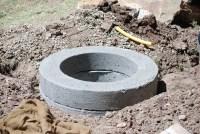Build Concrete Fire Pit   Fire Pit Design Ideas
