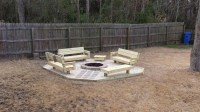 DIY Fire Pit Seating | Fire Pit Design Ideas
