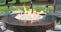 Fire Glass For Fire Pit | Fire Pit Design Ideas