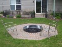 Fire Pit Steel Ring Insert | Fire Pit Design Ideas