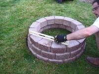 Outdoor Brick Fire Pit Ideas | Fire Pit Design Ideas