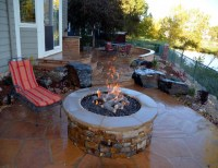 Magnificent Patio With Fire Pit Design Ideas - Patio ...