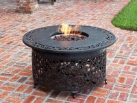 Portable Outdoor Fire Pit - Voice From the Past | Fire Pit ...