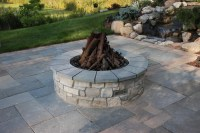 Steel Fire Pit Logs | Fire Pit Design Ideas
