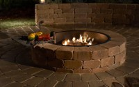 Steel Fire Pit Ring Liner | Fire Pit Design Ideas