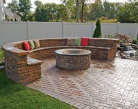 Brick BBQ Fire Pit | Fire Pit Design Ideas