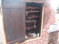 Brick BBQ Smoker Plans   Fire Pit Design Ideas