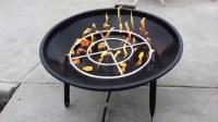 Coleman Charcoal Grill Fire Pit   Fire Pit Design Ideas