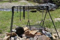 Cowboy Cooking Fire Pits | Fire Pit Design Ideas