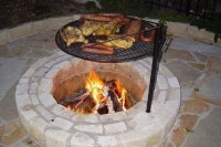 Fire Pit Grill Grate | Fire Pit Design Ideas