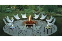 Fire Pit Set With Chairs   Fire Pit Design Ideas