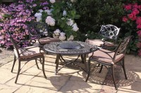 Fire Pit Table Chairs | Fire Pit Design Ideas