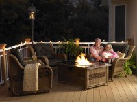 Gas Fire Pit Sets With Chairs   Fire Pit Design Ideas
