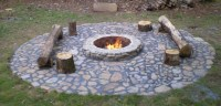 Homemade Fire Pit Designs | Fire Pit Design Ideas