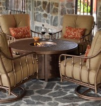 Indoor Coffee Table With Fire Pit | Fire Pit Design Ideas