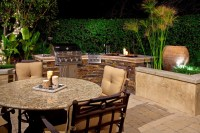 Outdoor Brick BBQ Grills | Fire Pit Design Ideas
